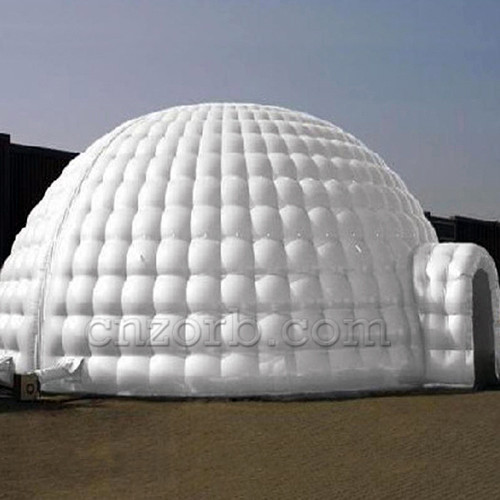 White Inflatable Igloo & Bubble Tent Archive - Xinyue Inflatables Ltd