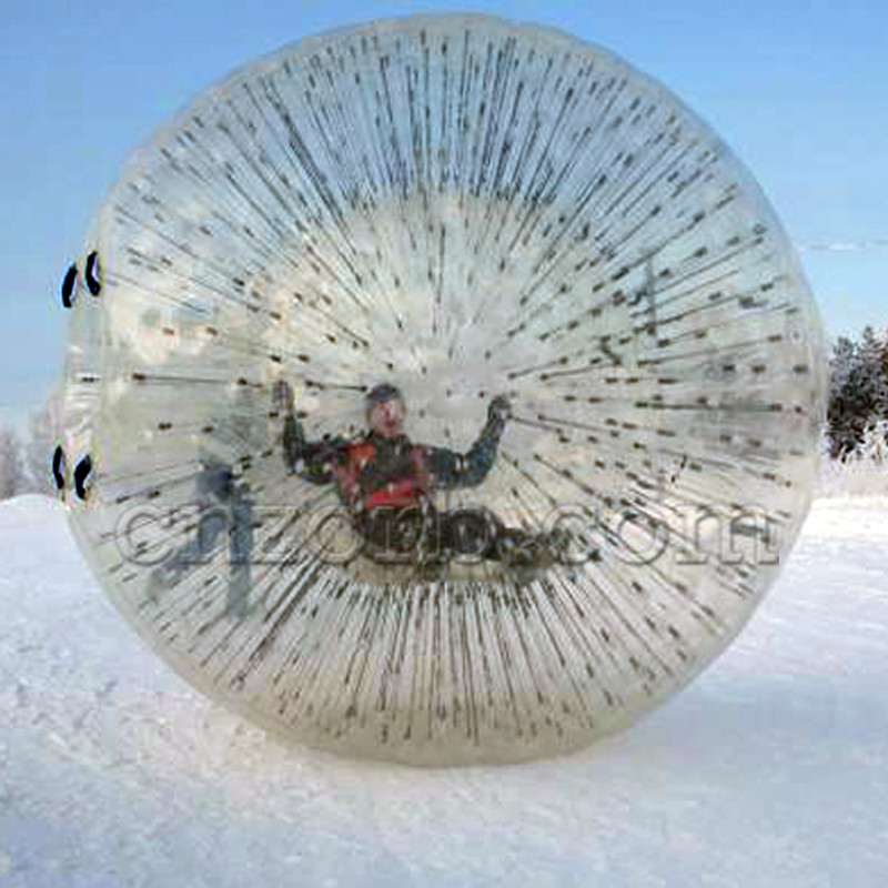 Snow Zorbing Ball Xinyue Inflatables Ltd