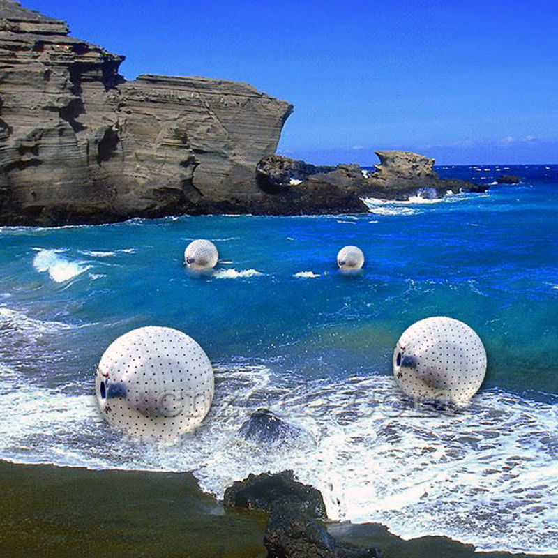 aqua zorbing ball xinyue inflatables ltd